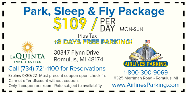 Hotels Near Detroit Metropolitan Wayne County Airport